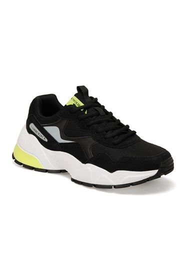 Lumberjack Erkek Siyah Sneakers 100497490  Siyah